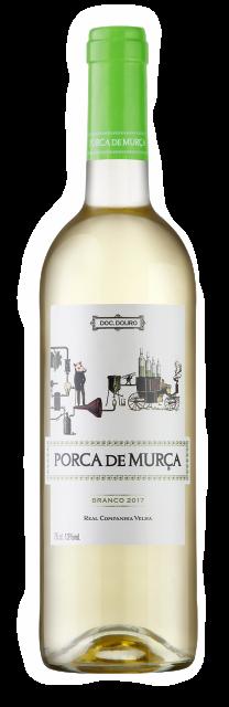 Porca de Murcia Branco 2019 - 0,75 lt.