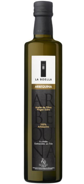 Olivenöl Arbequina Fl. - best before 12/19 - 0,5 lt.