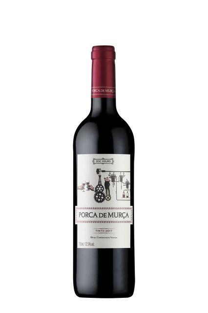 Porca de Murcia Tinto 2017 - 0,75 lt.