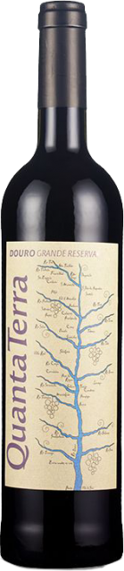 Quanta Terra Red Grand Reserve 2015 - 0,75 lt.