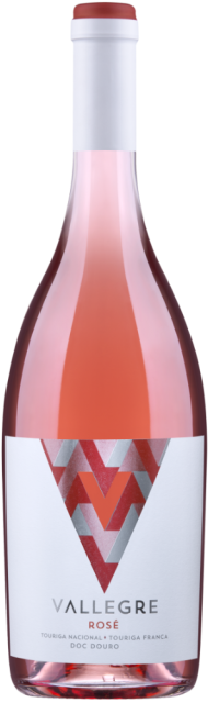 Vallegre Rose 2015 - 0,75 lt.