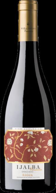 Ijalba Graciano Tinto BIO 2016 - 0,75 lt.