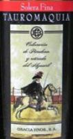 Sherry: Tauromaquia Fino - 0,75 lt.